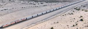 infraestructura emiratos arabes vista aerea