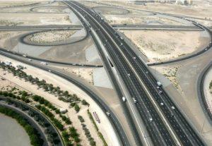 infraestructura emiratos arabes