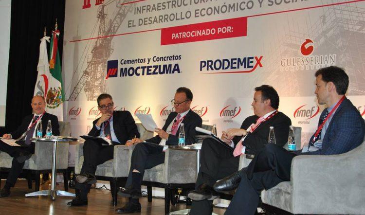 Esquemas para el Financiamiento de la Infraestructura – 10º Foro Nacional IMEF