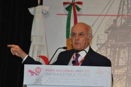 Planeación Nacional de la Infraestructura – 10º Foro Nacional IMEF de Infraestructura