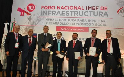 Estabilidad Macroeconómica – 10º Foro Nacional IMEF de Infraestructura