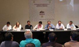 Programa de Pavimentación de Caminos a Cabeceras Municipales Indígenas