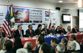 Conferencia Bilateral de Infraestructura México-Estados Unidos