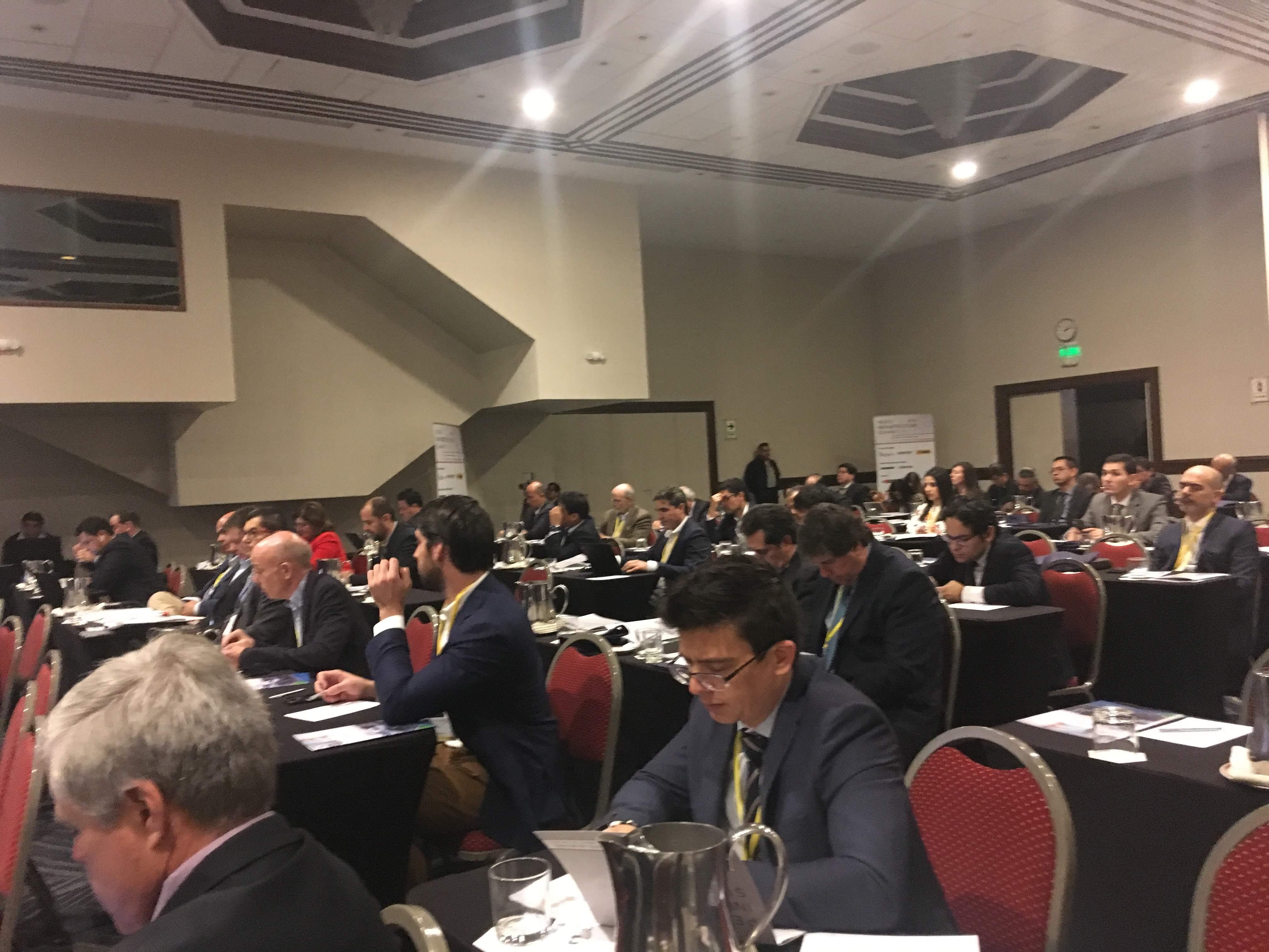 Peru Infraestructure Summit II-audiencia