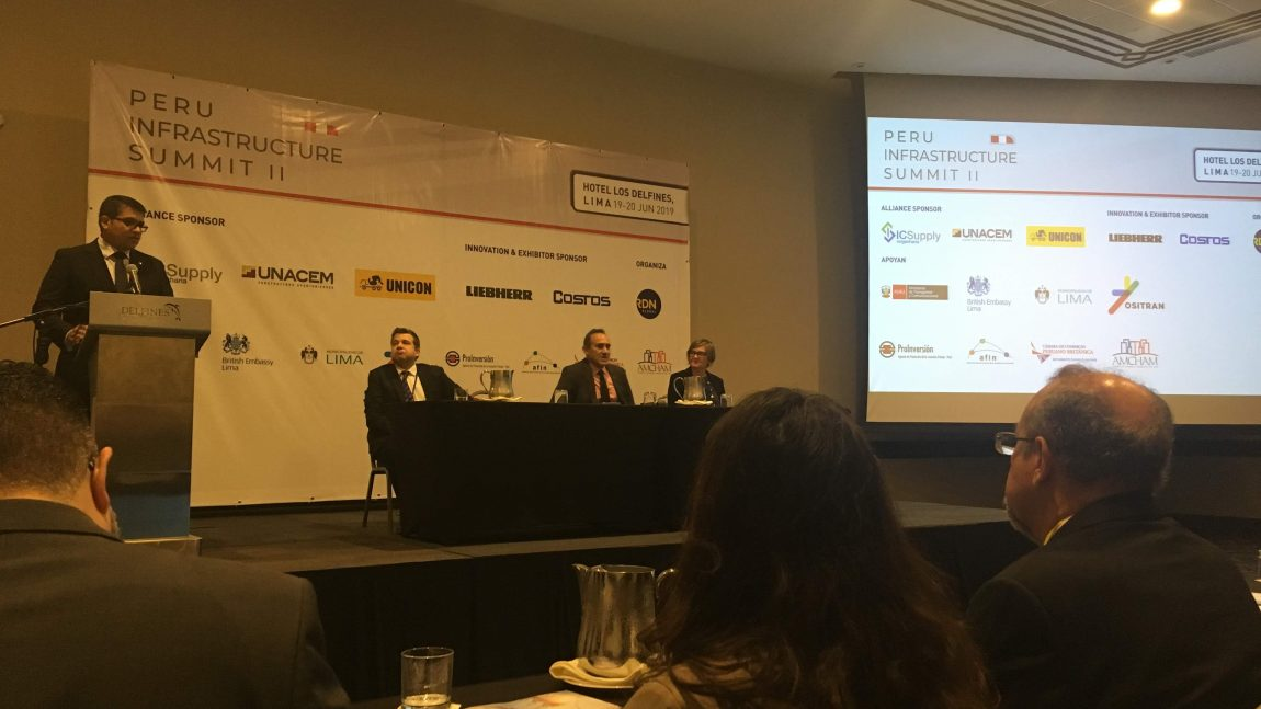 Peru Infraestructure Summit II – RDN Global