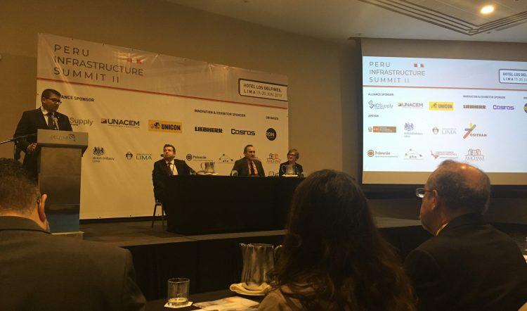 Peru Infraestructure Summit II – RDN Global