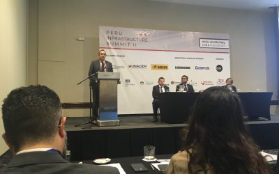 Sesiones – Peru Infraestructure Summit II