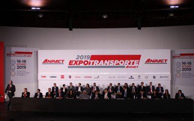 Expo Transporte ANPACT 2019