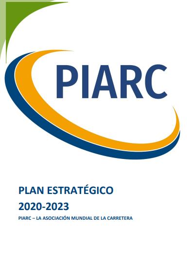 piarc pla estrategico portada 2020-2023