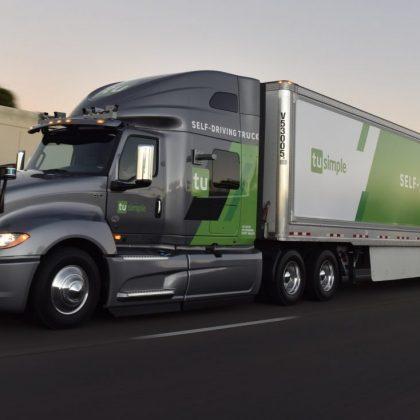 La era de los camiones autónomos está cada vez más cerca