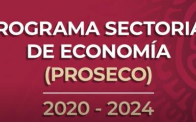 Conoce el Programa Sectorial de Economía 2020-2024